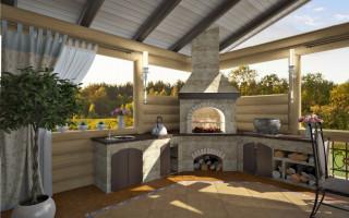 Печи барбекю — многообразие конструкций и комфорт для вашего отдыха