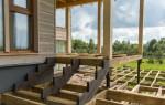 Как построить деревянную террасу