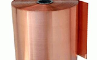 Сферы применения цветных металлов