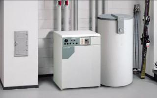 Предназначение напольных газовых котлов