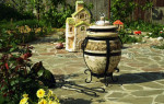 Тандыр для дома и дачи — хорошая альтернатива мангалу