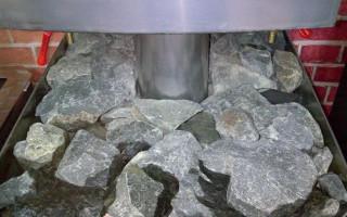 Чем можно заменить камни для печей-каменок