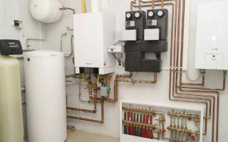 ТЭНовая система отопления электрических котлов