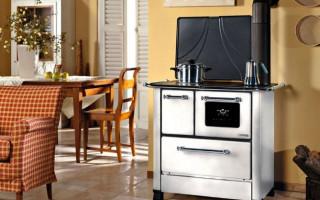 Отопительно-варочные печи в обустройстве кухни