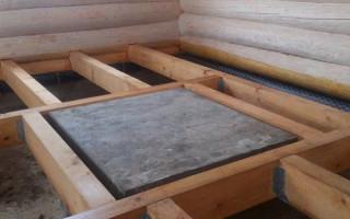 Как выбрать фундамент под печь