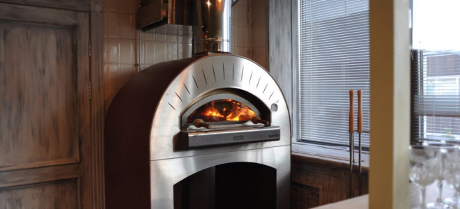 Какой должна быть печь для приготовления пиццы