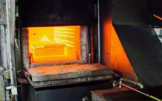 Сквозной и поверхностный нагрев деталей в печи