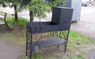 Инструменты и материалы для изготовления мангала