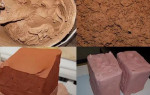 Материалы для печей: глина и суглинки