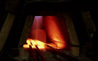 Остановка пламенной печи