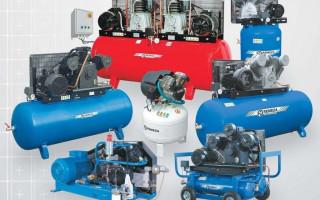 Компрессоры: типы компрессоров и их применение
