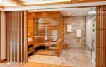 Преимущества встроенной бани