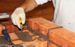 Основные инструменты для кладки печей