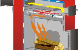 Одноконтурные АСР: по расходу топлива или электроэнергии печи