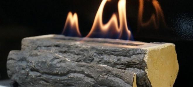Что представляет собой топливо для каминов