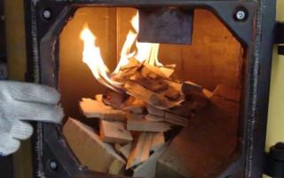 Выбор правильного типа топлива для печей