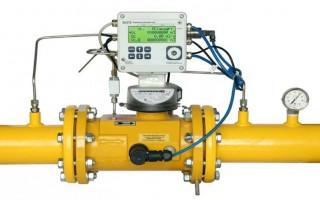Расходомеры для измерения количества газа или жидкости