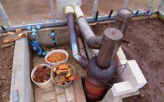 Печь Бубафоня — для длительного горения