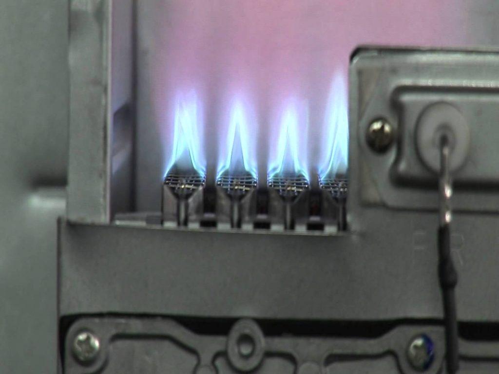 Газовая горелка для голландки