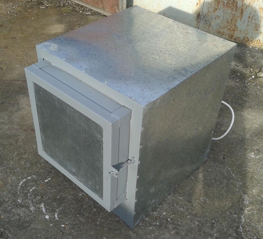 муфельный бетон