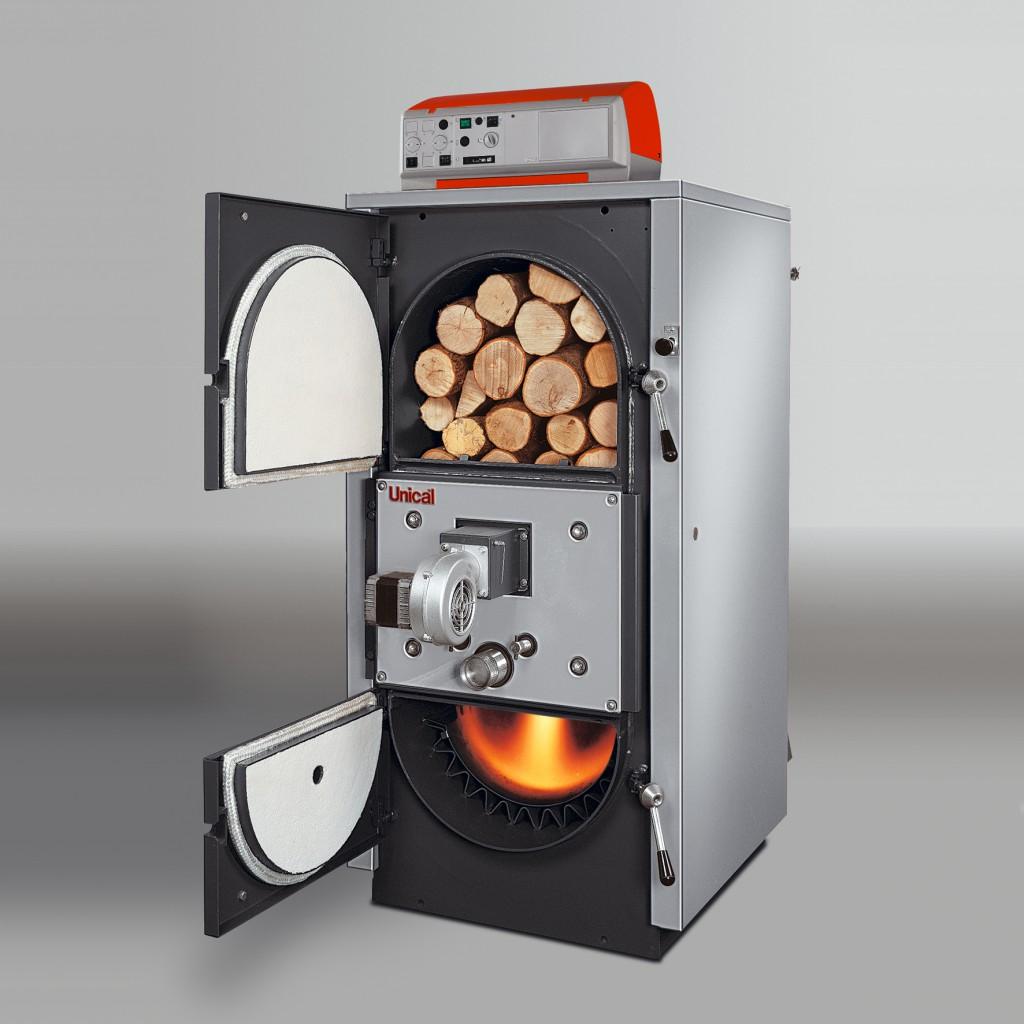Как работает твердотопливный пиролизный котел длительного горения